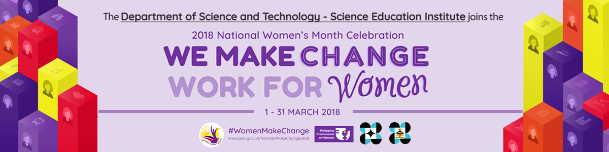 2018 National Women's Month Celebration
